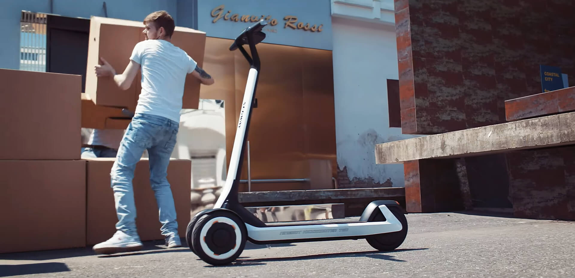 Segway Discovery to debut shared scooters Max 2.2 and T60 at CES