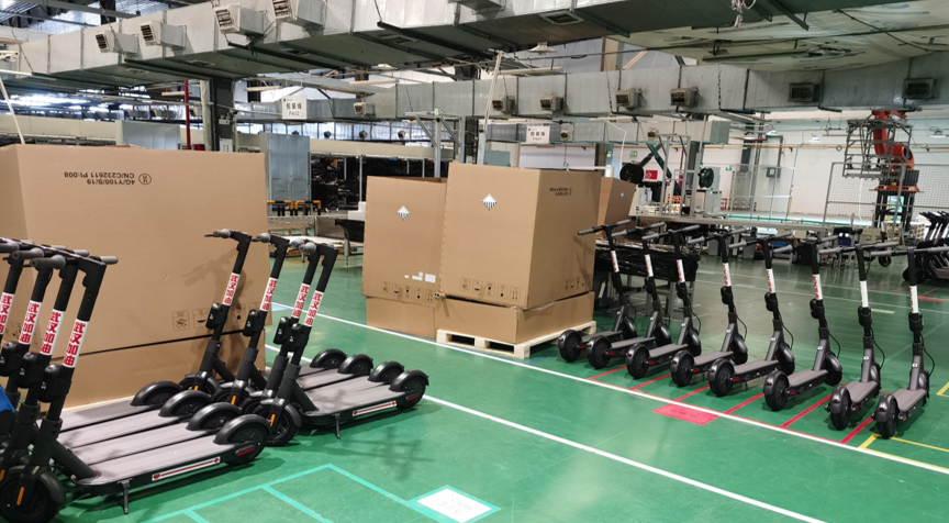 Segway Discovery Donates 100 Kick-Scooters to Coronavirus Relief Efforts in Hubei Province
