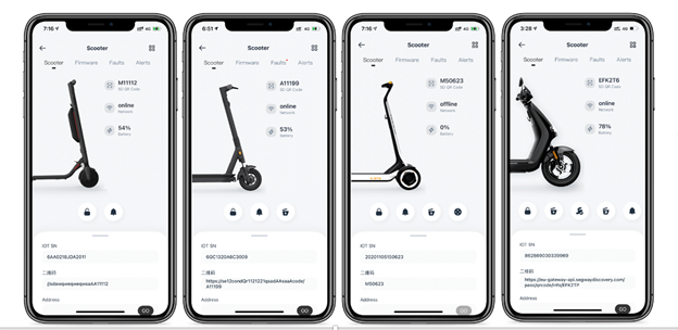 Meet the New Segway Launcher App, Your Ticket to e-Scooter Management