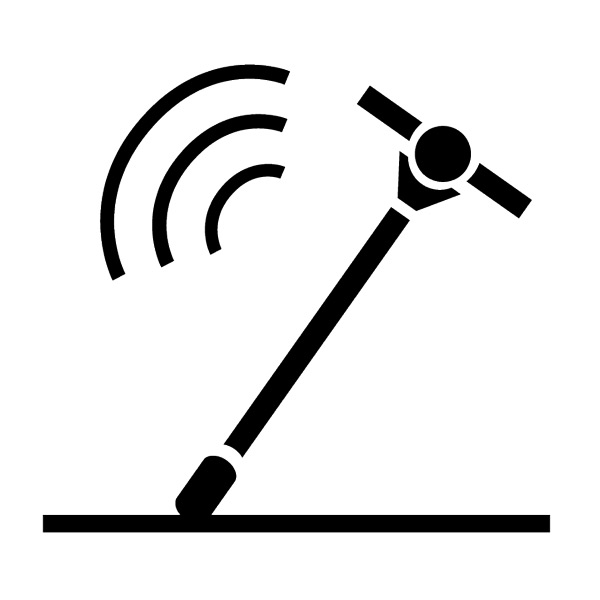 Scooter Down icon