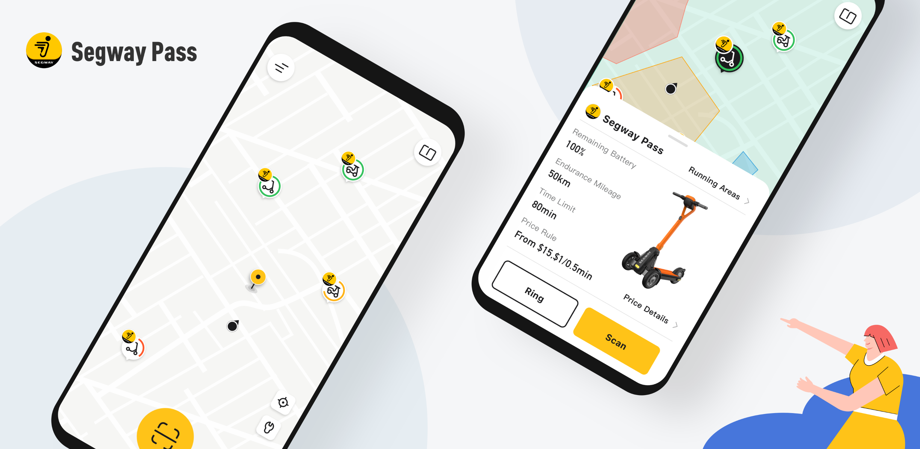 Introducing the new Segway Pass app for startups and entrepreneurs