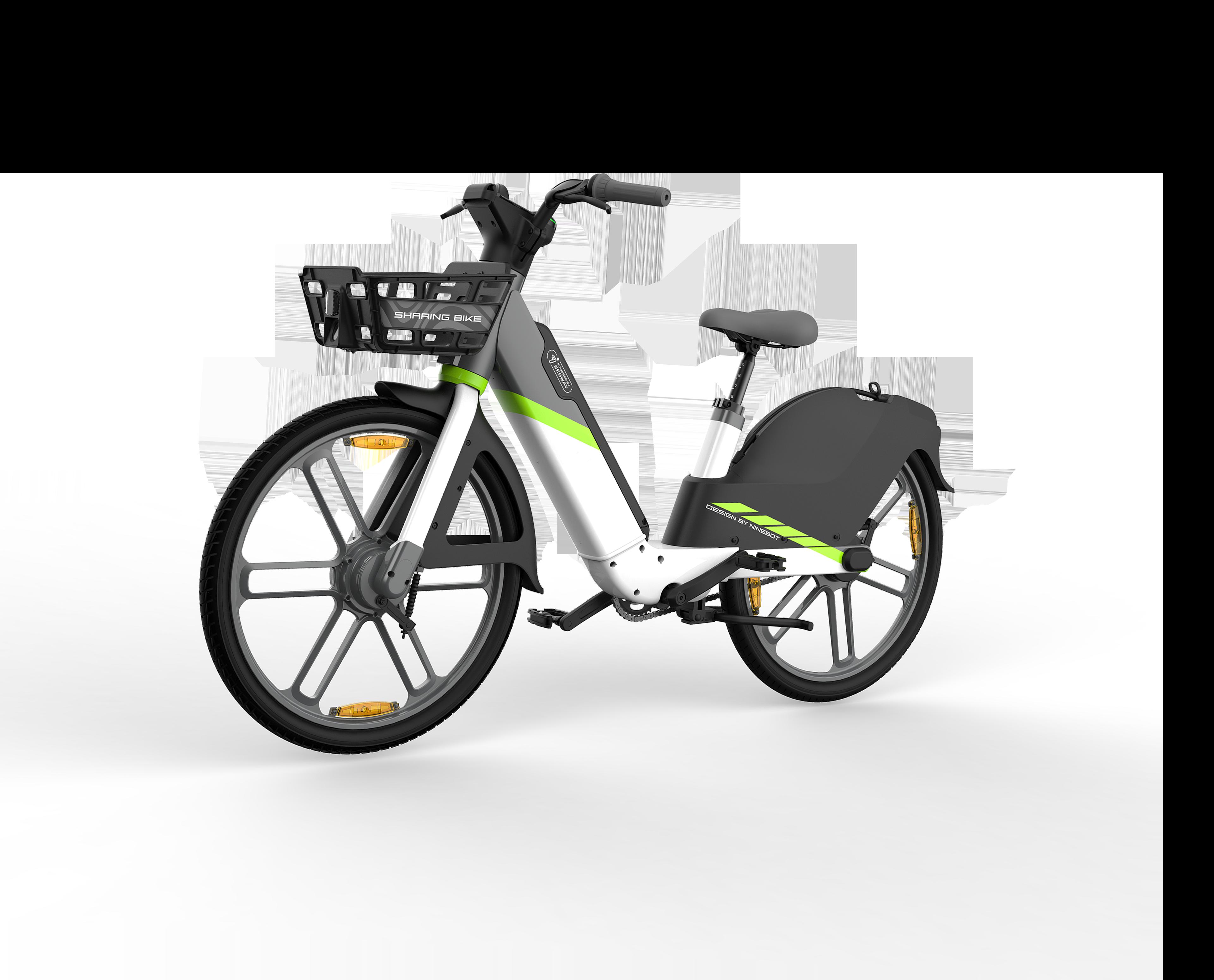 Segway E-Bike Model