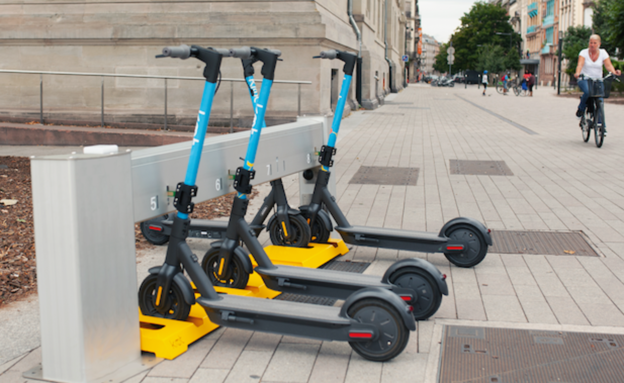 Segway's Max Series Is Compatible with Major Docking Stations