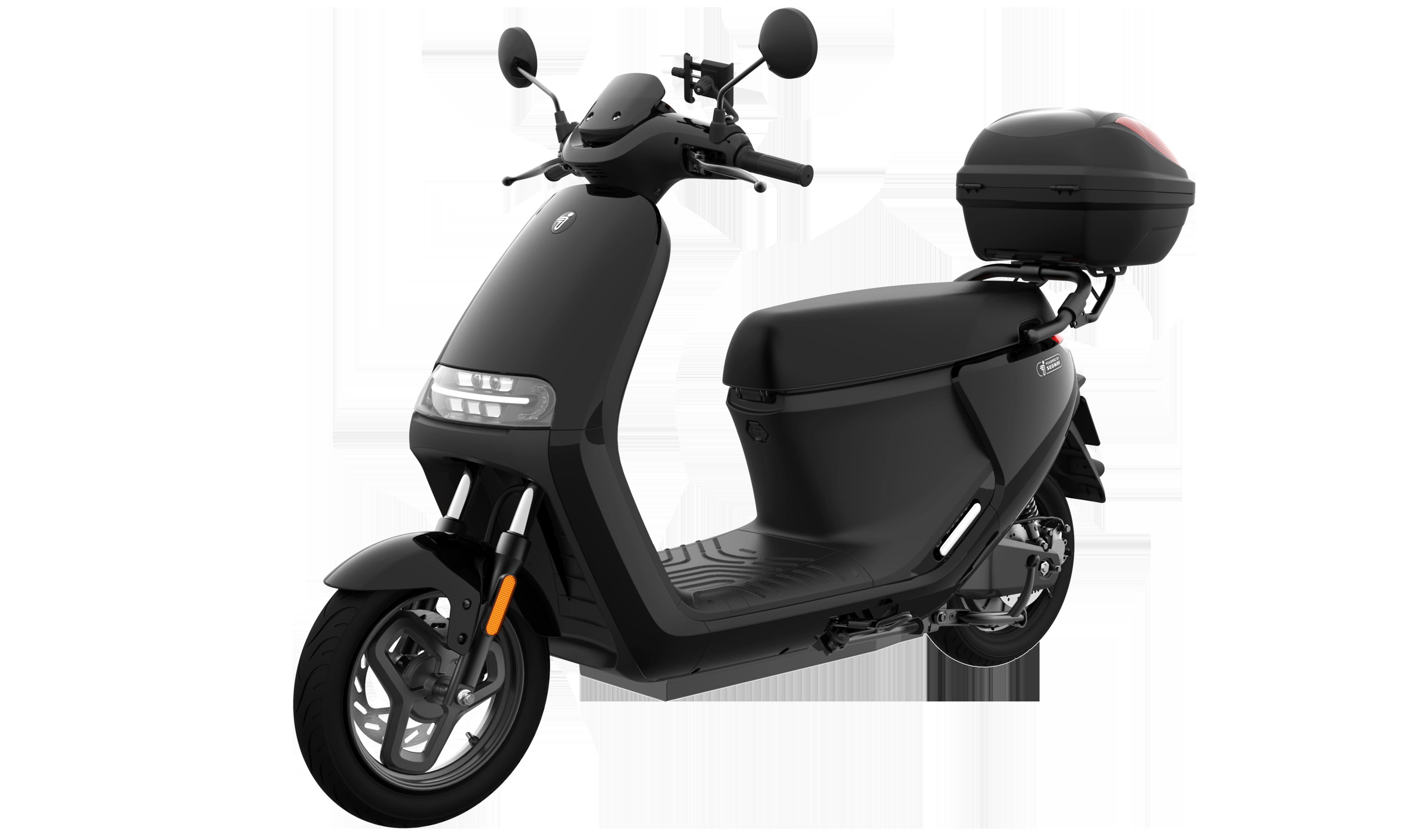 Segway E-moped Model